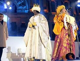 Los Reyes Magos inundan Madrid de ilusión