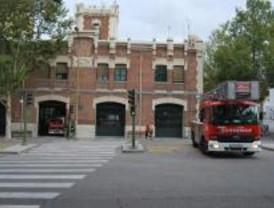 Una mujer murió arrollada por un camión de bomberos
