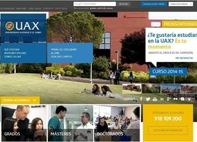 La Universidad Alfonso X el Sabio estrena web