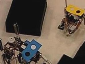 SMART: un sistema de agentes robóticos cooperativos