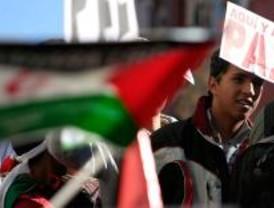 Unas 8.000 personas exigen en Madrid la autodeterminación del pueblo saharaui
