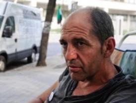 Vadillo continúa con la huelga de hambre en el hospital