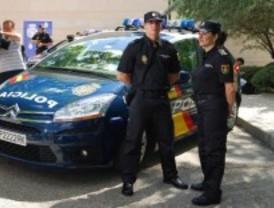 Una espectacular persecución culmina con la detención de dos 'tironeros'