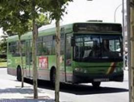 Desviadas seis líneas de autobuses de Getafe por obras