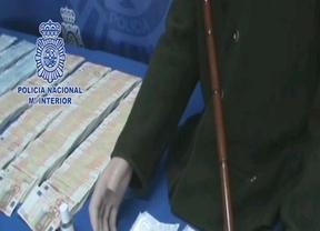 Detenido por robar 250.000 euros en cinco bancos madrileños