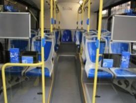 Los autobuses urbanos tendrán conexión wi-fi a Internet en los próximos días