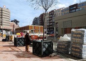 El intercambiador de Avenida de América terminará las obras en marzo