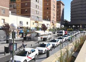 Los taxis en Madrid están llamados a un paro de 24 horas este miércoles