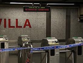 Los trabajadores de Metro deciden si continúan con la huelga 'salvaje'
