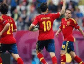 España saca la estrella