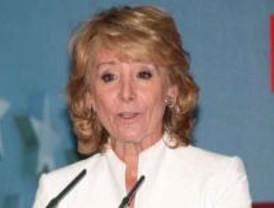 Aguirre no acude al Comité Ejecutivo del PP para que se hable del caso Cobo con