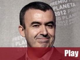 Lorenzo Silva, ganador del Premio Planeta