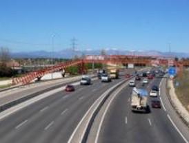 El tráfico de Madrid se redujo un 7,75% en julio