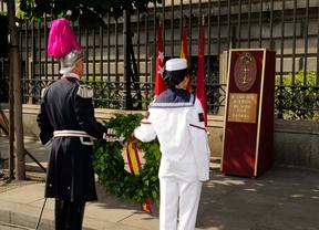 La Armada Española ya tiene calle cerca de la plaza de Colón