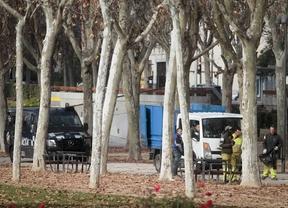 UGT e IU acusan al Ayuntamiento de vulnerar el derecho a la huelga en Madrid Río