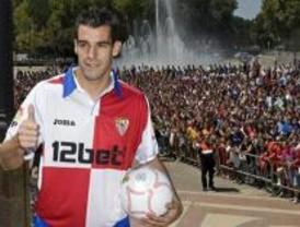 Negredo seguirá de blanco pero en el Sevilla