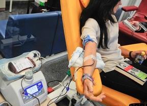 Casi 600 unidades móviles para donar sangre en verano