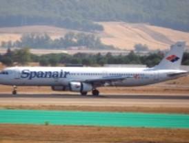 Spanair devolverá el dinero a los pasajeros que no pagaron con tarjeta de crédito