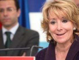 Dos sondeos dan la mayoría absoluta a Aguirre en la Comunidad de Madrid