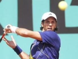 Verdasco pasa a tercera ronda en Roland Garros