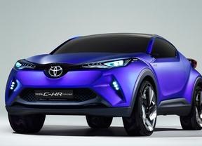 Toyota C-HR Concept, visión de un futuro crossover