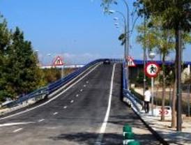 Mejoradas las carreteras de Vicalvaro y San Blas