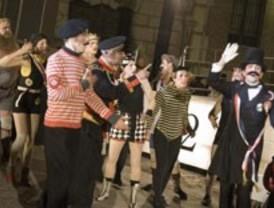 Un sambódromo llega al Carnaval de Madrid