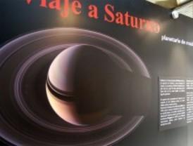 El Planetario de Madrid inaugura la exposición 'Viaje a Saturno'