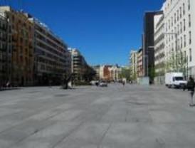 La avenida Felipe II se convertirá en la Plaza de la Navidad con actividades infantiles