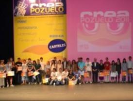 Pozuelo entrega los premios del CREA 2011