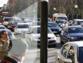 Los madrileños soportan una media de 63 decibelios de ruido en las calles