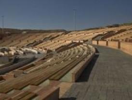 Rivas-Vaciamadrid transforma un vertedero en auditorio y recinto ferial