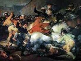 El pueblo de Madrid se levanta contra Napoleón