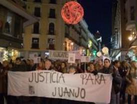 Centenares de personas piden justicia por un asesinato