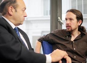 Iglesias: 'Nuestro sistema parece una dictadura'