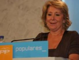 Afiliados del PP lanzan la web 'Esperanza2012' en la apuestan por Aguirre