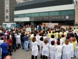 Arrancan en La Paz las protestas por la privatización sanitaria