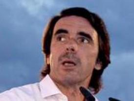 Aznar: 'Mantengo que los idearios del 11-M no están en montañas lejanas'