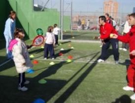 Nueva escuela de pádel adaptado en Alcalá