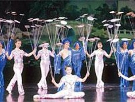 'Nuevo Circo de Shangai' llega a Colmenar de Oreja tras su paso por las Olimpiadas