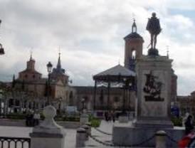 Alcalá convoca un concurso de aparcamientos para residentes.