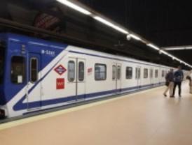 Metro reduce la circulación de trenes en horas valle