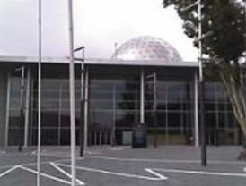 La Caixa trae una pitón de siete metros a Madrid