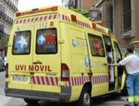 Fallece el varón que se precipitó al vacío desde un piso de Getafe