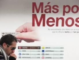 Metro de Madrid se compara con los de otras capitales