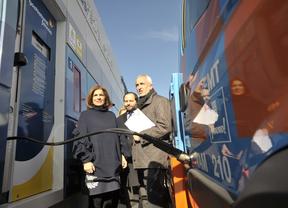 Vicálvaro estrena una nueva estación de Gas Natural Comprimido