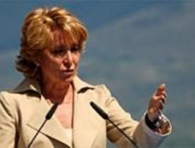 Aguirre perseguirá la discriminación salarial, maternal y profesional de la mujer