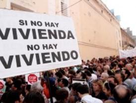 El movimiento anti desahucios y los incidentes de Lavapiés perturban a los poderes públicos
