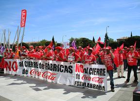 Coca-Cola alcanza un acuerdo y pagará 7,4 millones a los afectados por el ERE