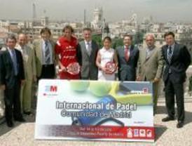 Gutiérrez-Nerone y Auguste-Reca jugarán la final del Master Pádel ProTour de Madrid